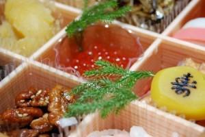 おせち料理無料写真素材3[1]